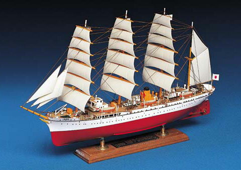 1/350 帆船 No.01 日本丸 プラモデル...の商品画像