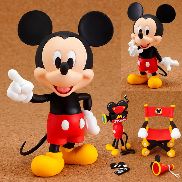 Nendoroid - Mickey Mouse (Released)