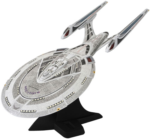 Star Trek The Next Generation - Starship Series NCC-1701-E U.S.S. Enterprise E Model (Nemesis Ver.)