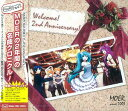 CD MOER feat.初音ミク -2nd anniversary-[エイベックス]《取り寄せ※暫定》