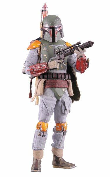 Real Action Heroes-517 Star Wars Boba Fett(Back-order)