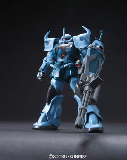 HGUC 1/144 Gouf Custom Plastic Model