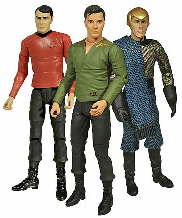Star Trek The Original Series - Action Figure Series 5 (Assortment)