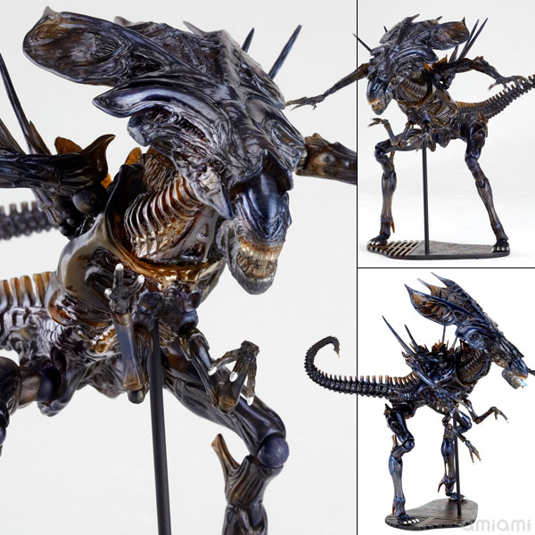 Tokusatsu Revoltech No.018 Alien Queen (Resale Edition)
