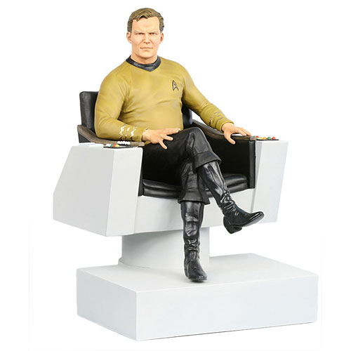 Star Trek 1/6 Scale Statue - James T. Kirk