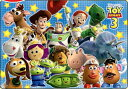 Jigsaw child puzzle Toy Story 3 will be idle together! 60 pieces (DC-60-055) [テンヨー] 《 order ※ tentativeness 》【 Disneyzone 】