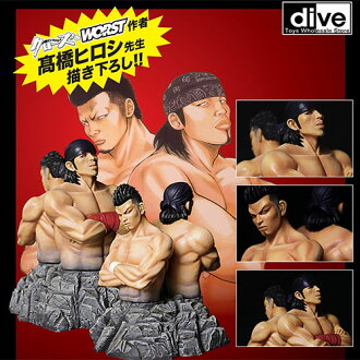10 23 Musashi vs. TOMO Complete Figure(Back-order)