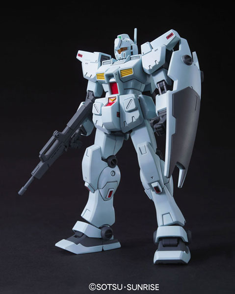 HGUC 1/144 GM Custom Plastic Model