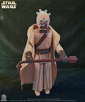 Retro Kenner - Star Wars: Sand People 12 Inch Action Figure