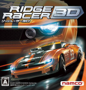 3DS Ridge Racer 3D(Back-order)