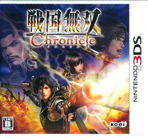 3DS Samurai Warriors Chronicles(Back-order)