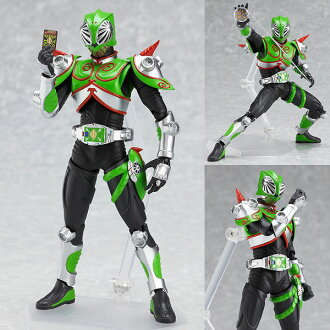 figma - Kamen Rider Camo (from Kamen Rider: Dragon Knight)(Back-order)