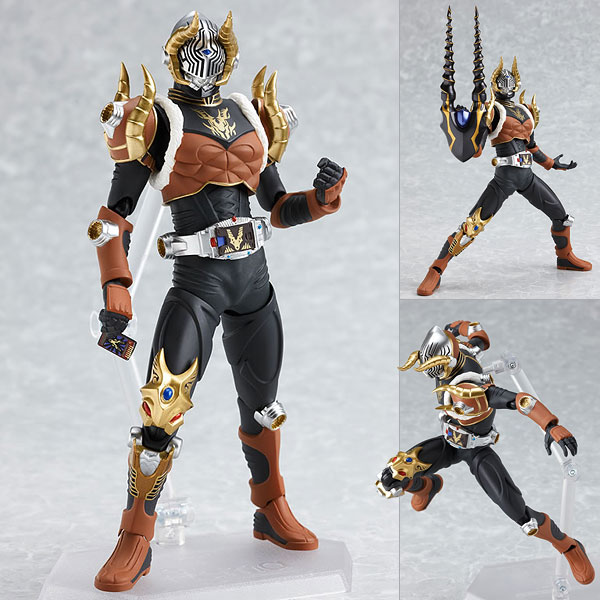 figma - Kamen Rider Spear (from Kamen Rider: Dragon Knight)(Back-order)