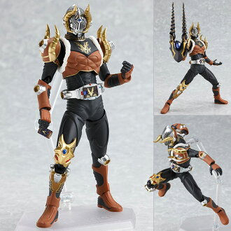 figma - Kamen Rider Spear (from Kamen Rider: Dragon Knight)(Back-order)(figma 仮面ライダースピアー 『仮面ライダードラゴンナイト』より)