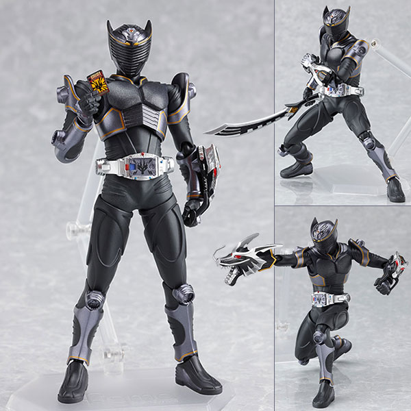 figma - Kamen Rider Onyx (from Kamen Rider: Dragon Knight)(Back-order)