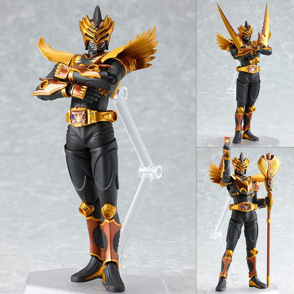 figma - Kamen Rider Wrath (from Kamen Rider: Dragon Knight)