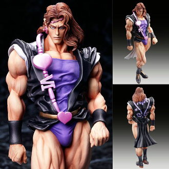 Statue Legend - JoJo's Bizarre Adventure Part.III 02. Vanilla Ice (Regular Edition) Complete Figure