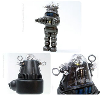 Polar Lights Plastic Model 1/12 Robby the Robot (from Forbidden Planet)