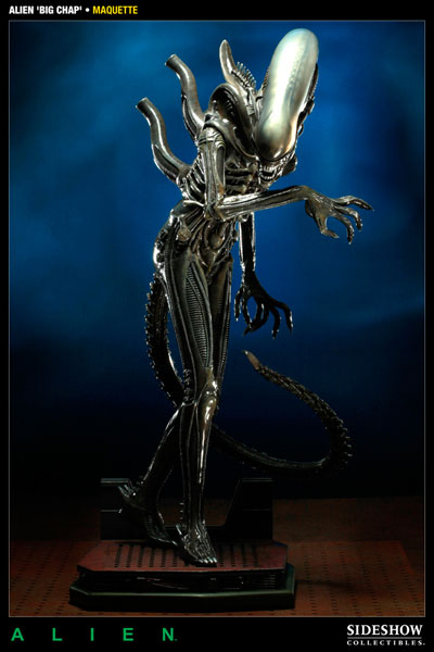 Alien Maquette Big Chap Alien (Single Shipment)