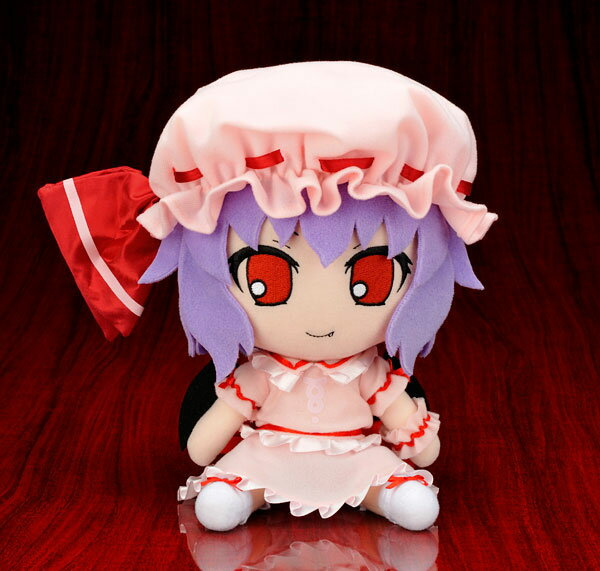 Nendoroid Plus Plushie Series 30 Touhou Project Remilia Scarlet