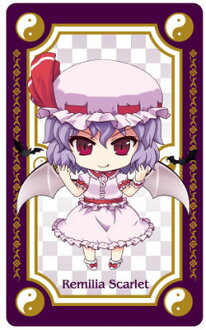 Touhou Project - Touhou Decoration Jacket 03: Remilia Scarlet