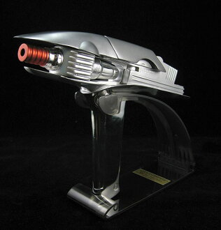 Star Trek 2009 - Prop Replica: Metal-Plated Phaser