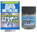 Mr.カラー SM08 スーパーメタリック メッキシルバー NEXT 容量:18ml GSIクレオス 《発売済 在庫品》