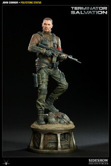 Terminator Salvation - Statue: John Connor(Back-order)