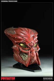 Predators - 1/1 Scale Prop Replica: Ceremonial Predator Mask(Back-order)