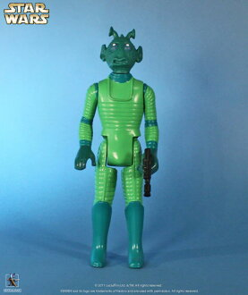 Retro Kenner 12 Inch Action Figure - Star Wars: Greedo