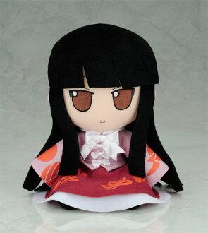 Touhou Plush Series 17 [Kaguya Houraisan] FumoFumo Kaguya.(Released)(東方ぬいぐるみシリーズ17【蓬莱山輝夜】 ふもふもかぐや。)