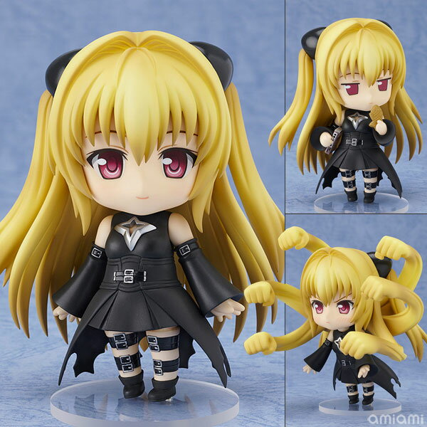 Nendoroid - To Love-Ru: Golden Darkness(Released)(ねんどろいど To LOVEる -とらぶる- 金色の闇)