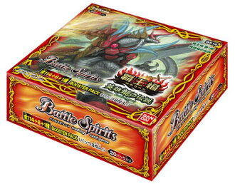 Battle Spirits Haou Arc Vol.1 [Legend of Dragon Heroes] [BS14] Booster BOX