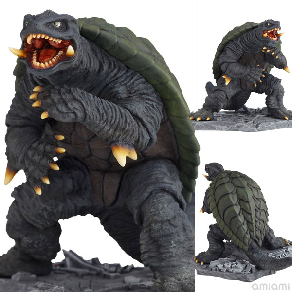 "G2 Gamera Cold Cast Complete Figure From ""Gamera 2: Attack of Legion"""