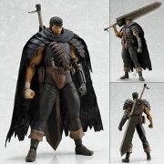 figma ベルセルク ガッツ 黒い剣士ver.[マックスファクトリー]《在庫切れ》
