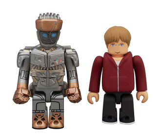Kubrick No.307 ATOM & MAX (Real Steel)(Released)