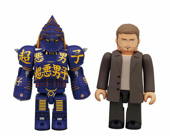 Kubrick No.308 NOISY BOY & CHARLIE (Real Steel)