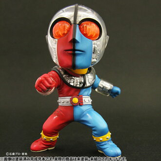 Tokusatsu Metalboy Heroes - Kikaider 01 Unpainted Assembly Kit(Back-order)