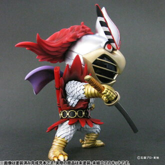 Tokusatsu Metalboy Heroes - Henshin Ninja Arashi Unpainted Assembly Kit