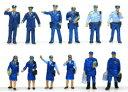 情景コレクション ザ・人間 063 警察署の人々[トミーテック]《発売済・在庫品》