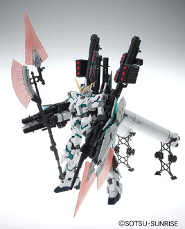 MG 1/100 RX-0 Full Armor Unicorn Gundam Var.Ka Plastic Model from Gundam UC (Unicorn)(Back-order)