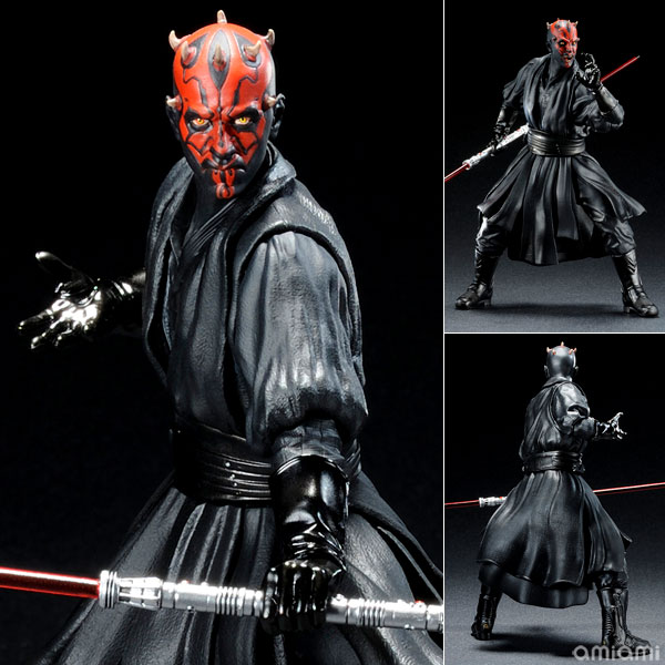Star Wars ARTFX+ Darth Maul PVC Pre-painted Easy Assembly Kit