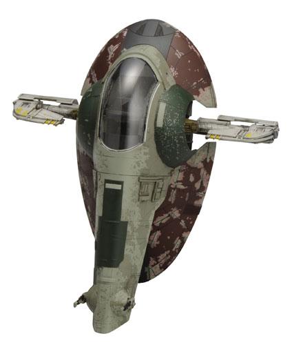 Star Wars Plastic Model SW14 1/144 Slave I (Boba Fett Ver.)