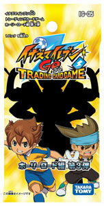 Inazuma Eleven GO TCG Holly Road Arc Extension Pack Vol.5 BOX (IG-05)