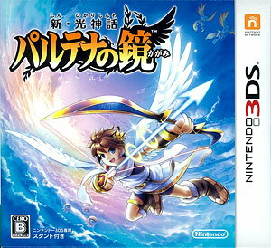 3DS New Kid Icarus(Back-order)