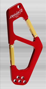 CharaBiner - Rebuild of Evangelion: EVA-02 Production Type (Fashion Carabiner)(Back-order)(キャラビナ ヱヴァンゲリヲン新劇場版 エヴァンゲリオン2号機(ファッションカラビナ))