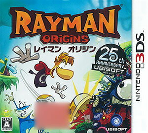 3DS Rayman Origin(Released)(3DS レイマン オリジン)