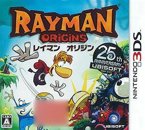 3DS Rayman Origin