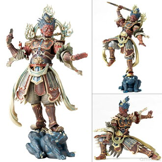 Revoltech Takeya Vol.4 Zouchouten (Virudhaka)(Released)(リボルテックタケヤ 第四弾 増長天)