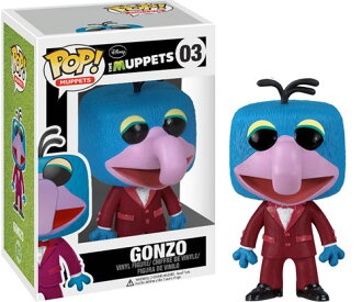 POP! The Muppets #03 Gonzo(Back-order)